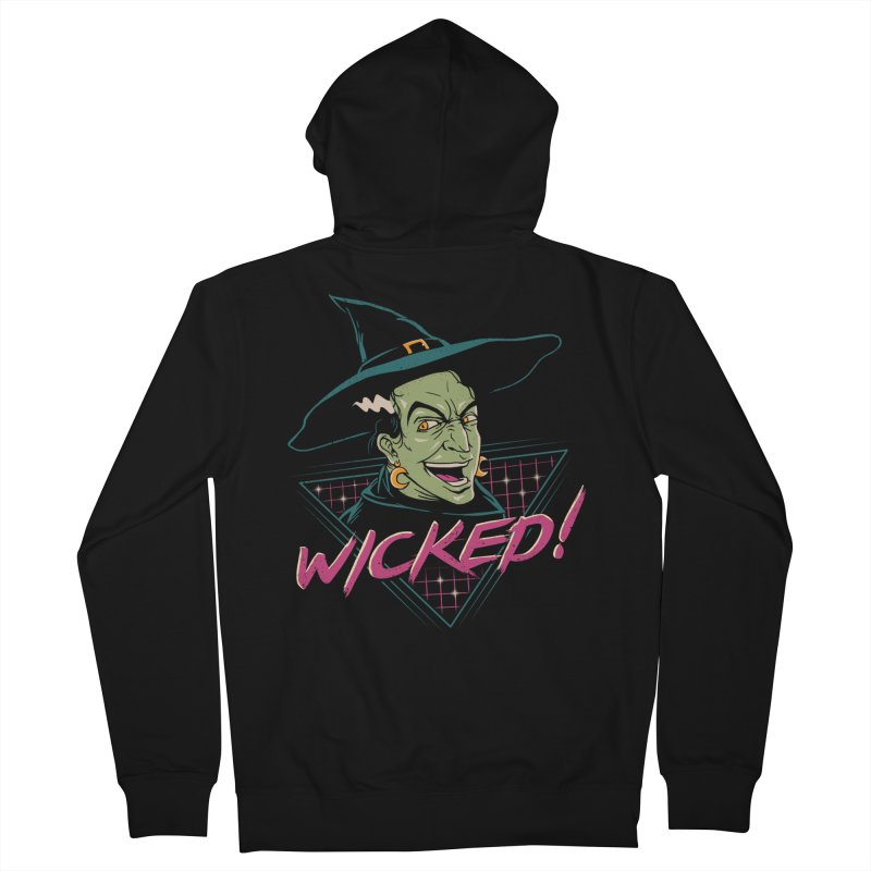 Wicked Witch Women's Zip-Up Hoody by vincenttrinidad's Artist Shop