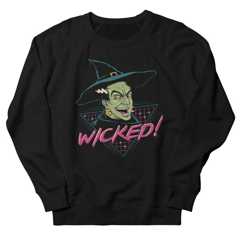 Wicked Witch Men's Sweatshirt by vincenttrinidad's Artist Shop