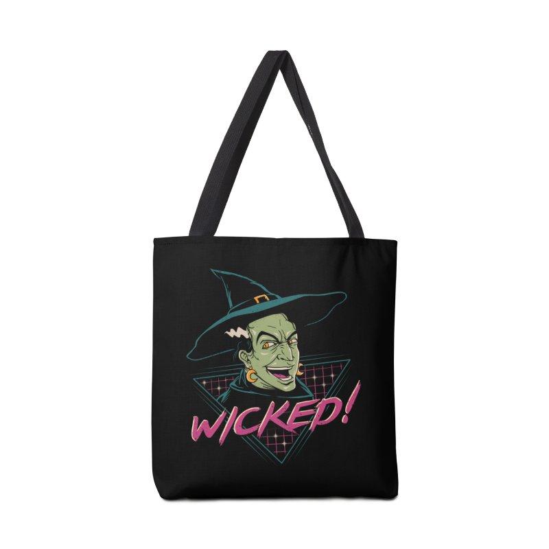 Wicked Witch Accessories Bag by vincenttrinidad's Artist Shop