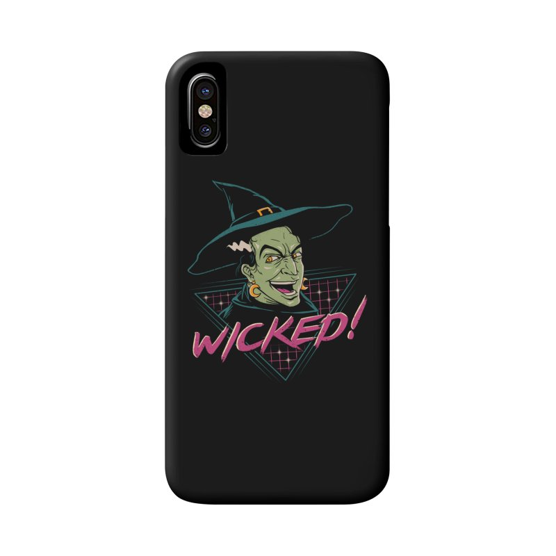 Wicked Witch Accessories Phone Case by vincenttrinidad's Artist Shop