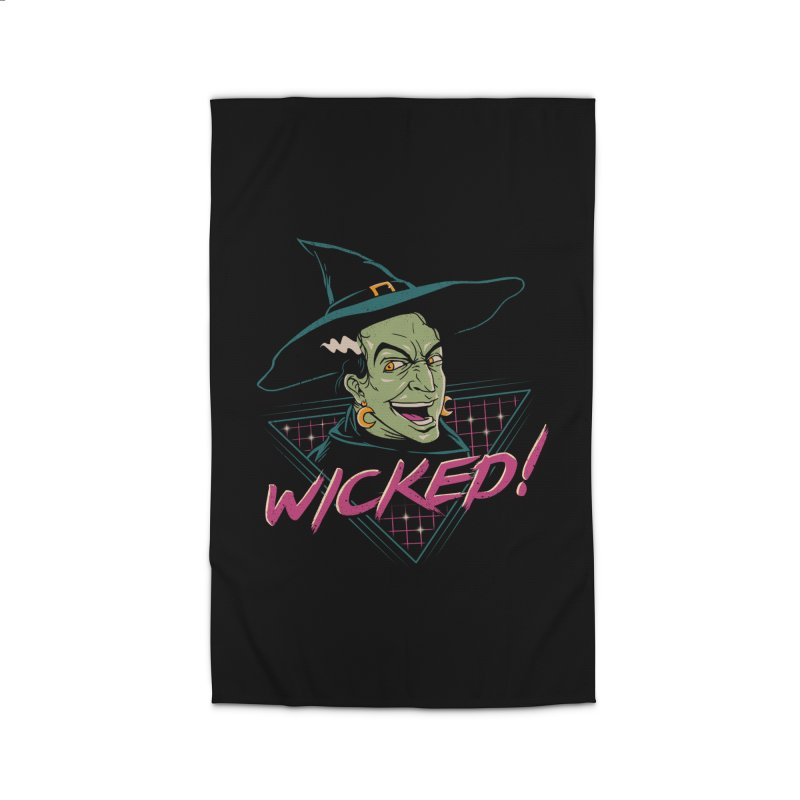 Wicked Witch Home Rug by vincenttrinidad's Artist Shop