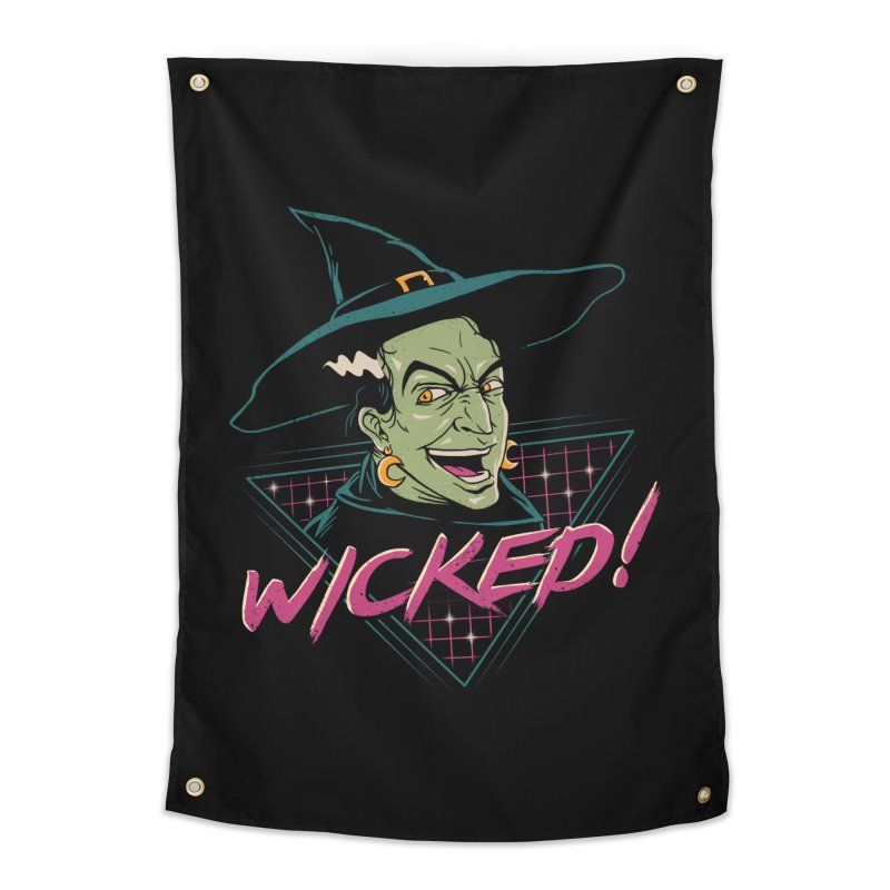 Wicked Witch Home Tapestry by vincenttrinidad's Artist Shop