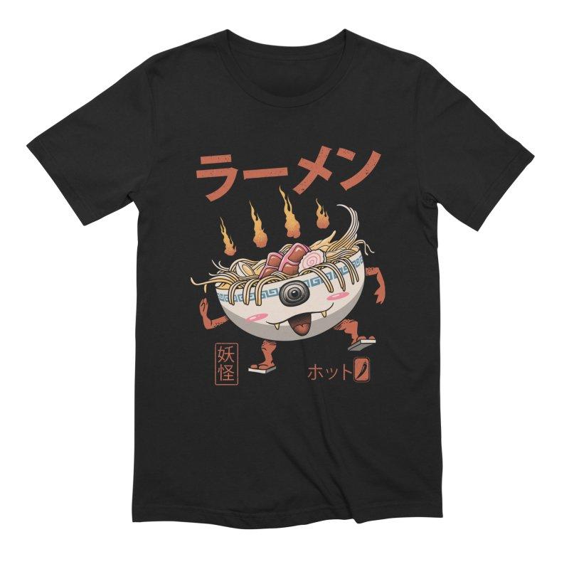 Yokai Ramen Men's T-Shirt by vincenttrinidad's Artist Shop