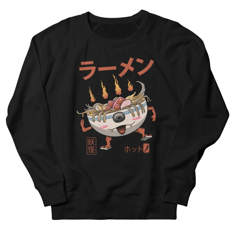 Yokai Ramen Men's Sweatshirt by Vincent Trinidad