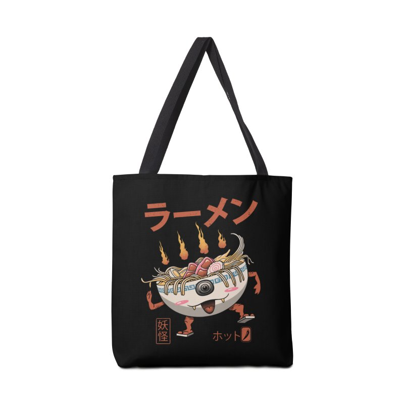 Yokai Ramen Accessories Bag by vincenttrinidad's Artist Shop