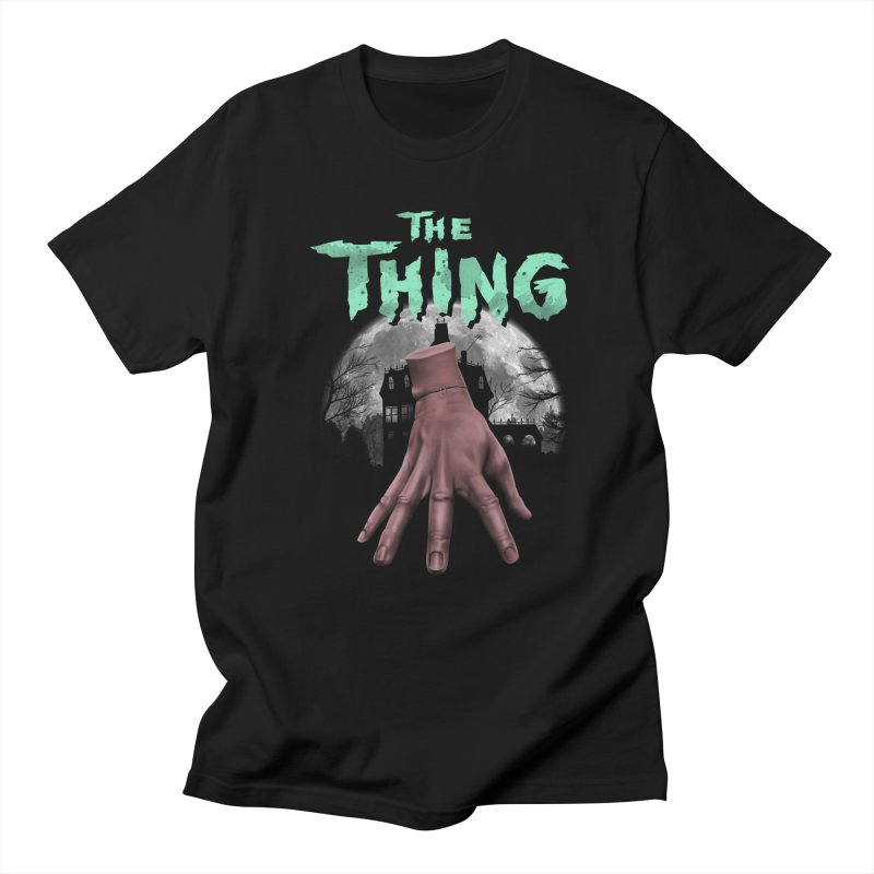 Beware of the Thing Men's T-shirt by vincenttrinidad's Artist Shop