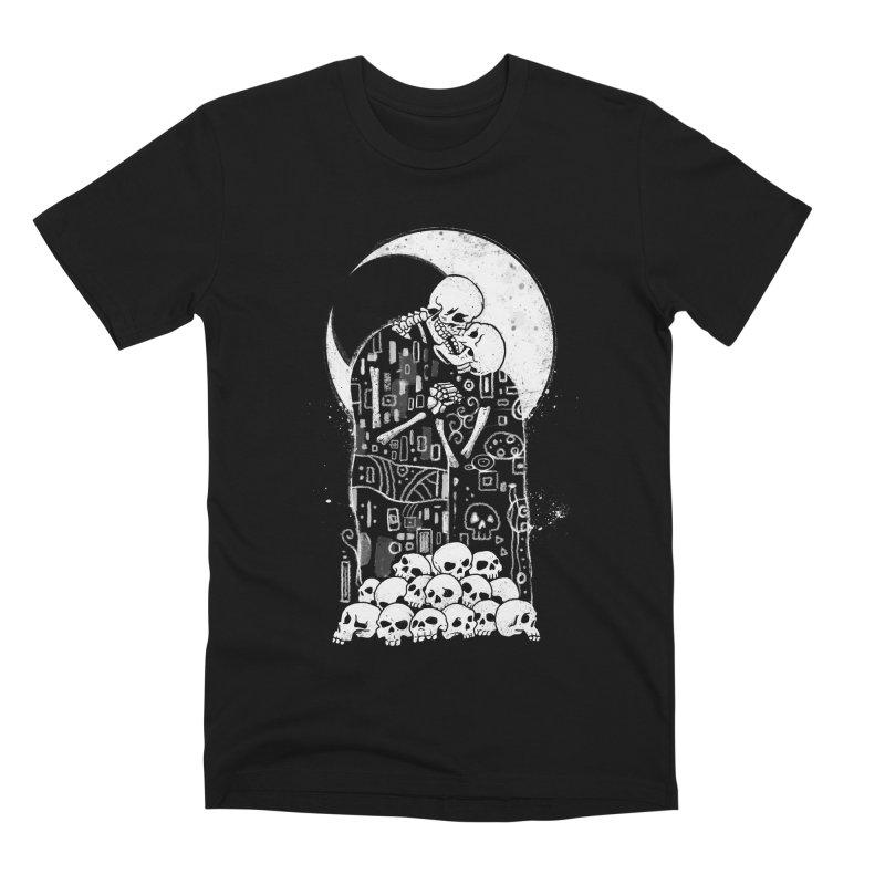The Kiss of Death Men's Premium T-Shirt by vincenttrinidad's Artist Shop