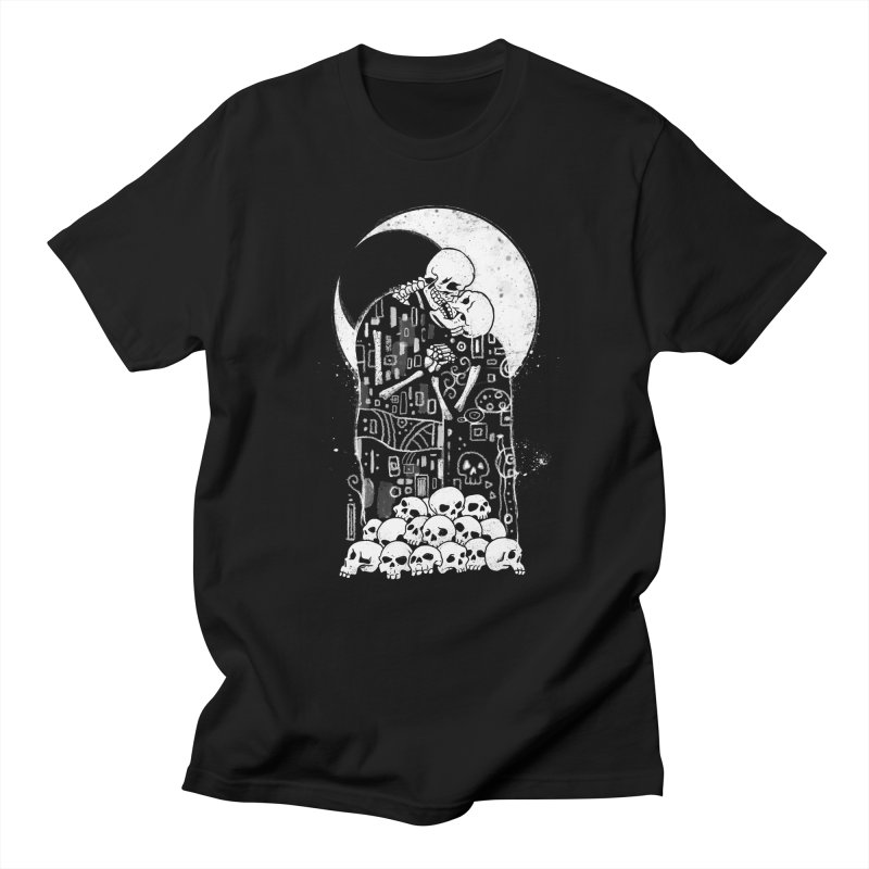 The Kiss of Death Women's Regular Unisex T-Shirt by vincenttrinidad's Artist Shop