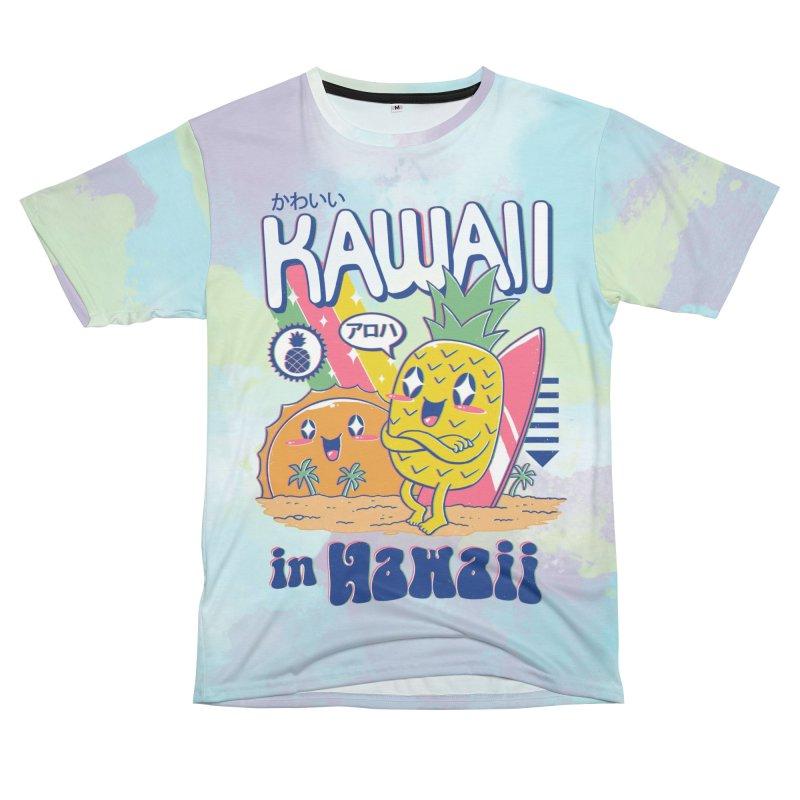 Kawaii in Hawaii Men's Cut & Sew by Vincent Trinidad Art
