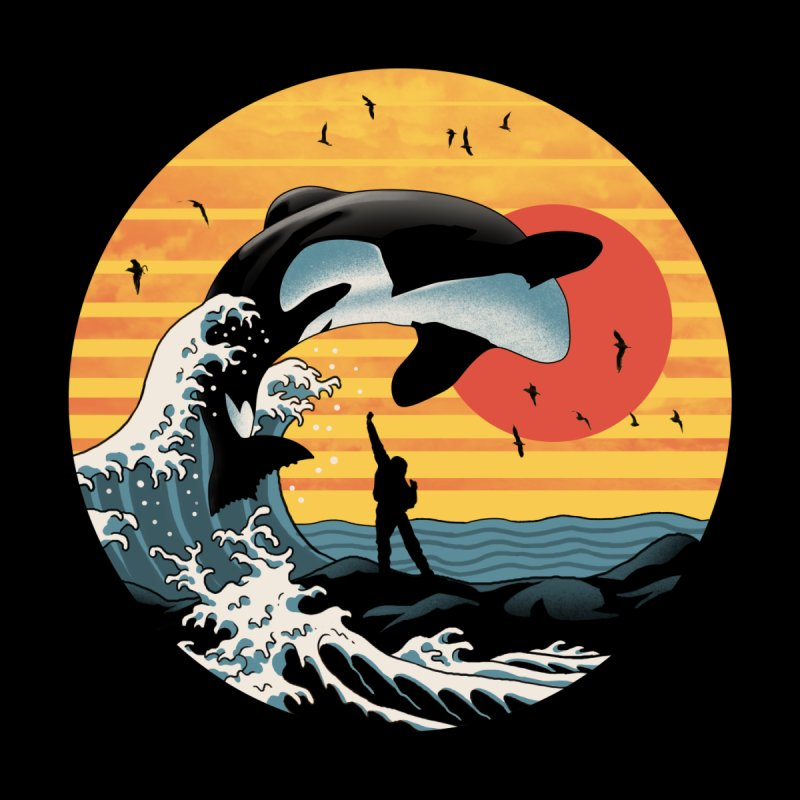 The Great Killer Whale by Vincent Trinidad