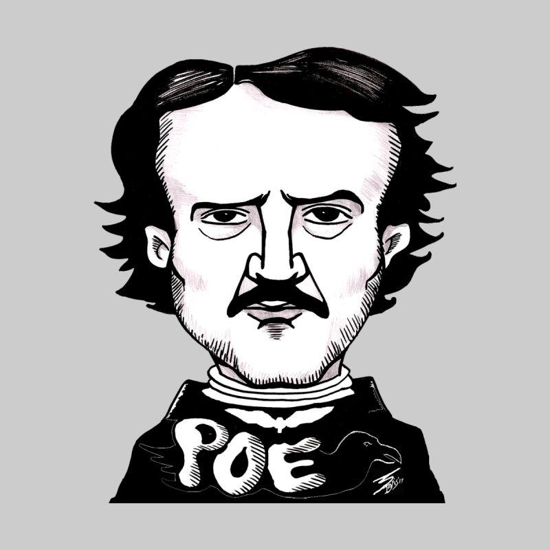 """POE"" Men's T-Shirt by VinDavisDesigns"