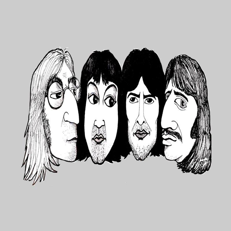 """THE BEAST WITH FOUR HEADS"" Men's T-Shirt by VinDavisDesigns"