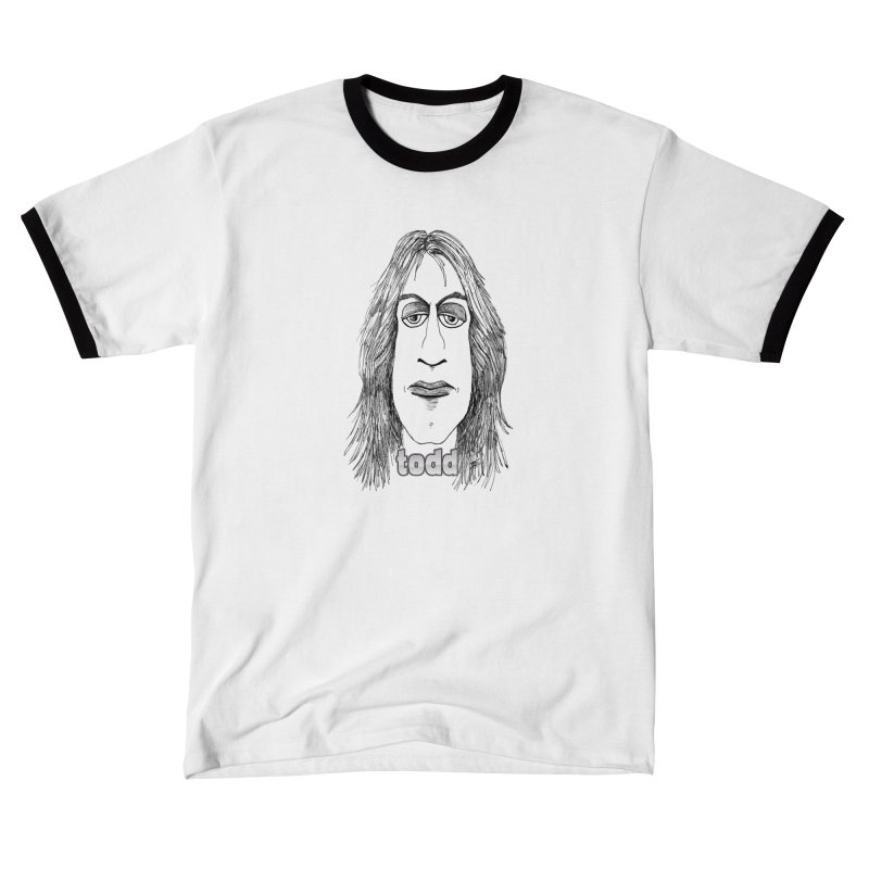 """TODD-TOON"" Men's T-Shirt by VinDavisDesigns"