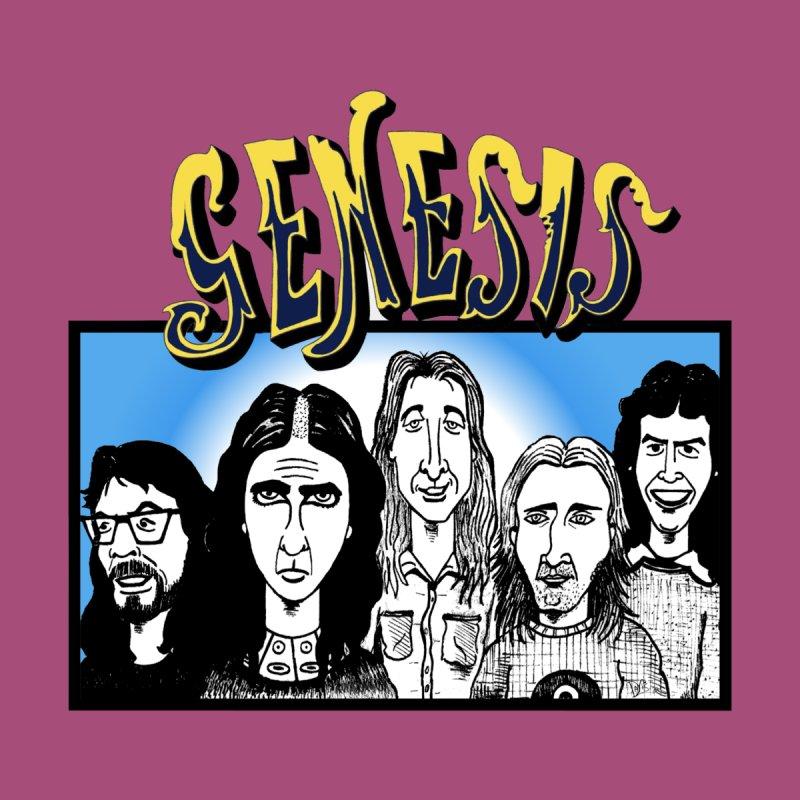 """Genesis-Toon"" Men's T-Shirt by VinDavisDesigns"