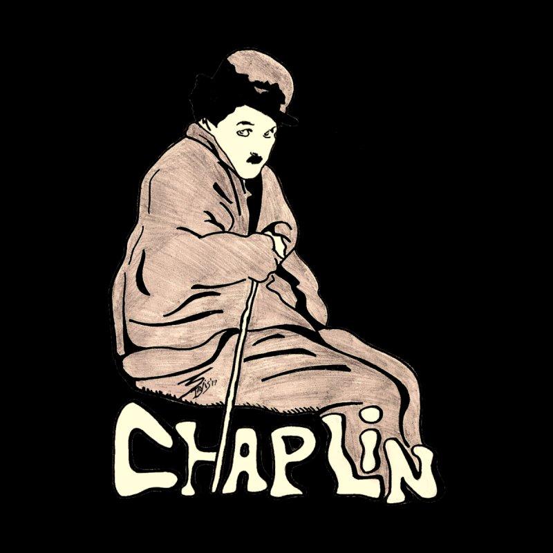 """CHAPLIN"" Men's T-Shirt by VinDavisDesigns"