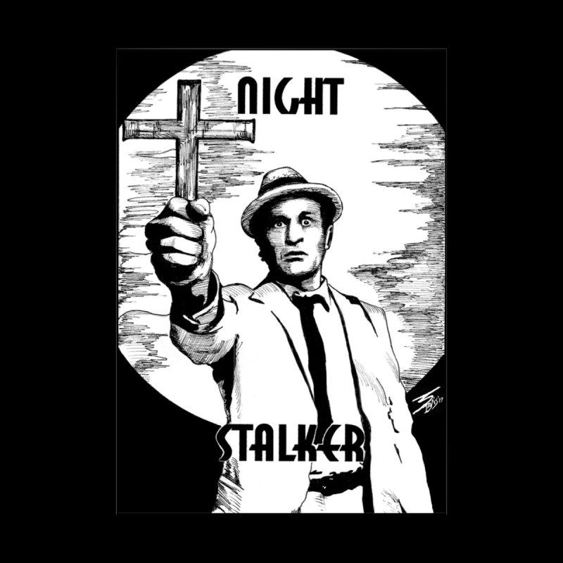 """""""Kolchak The Night Stalker"""" Men's T-Shirt by VinDavisDesigns"""