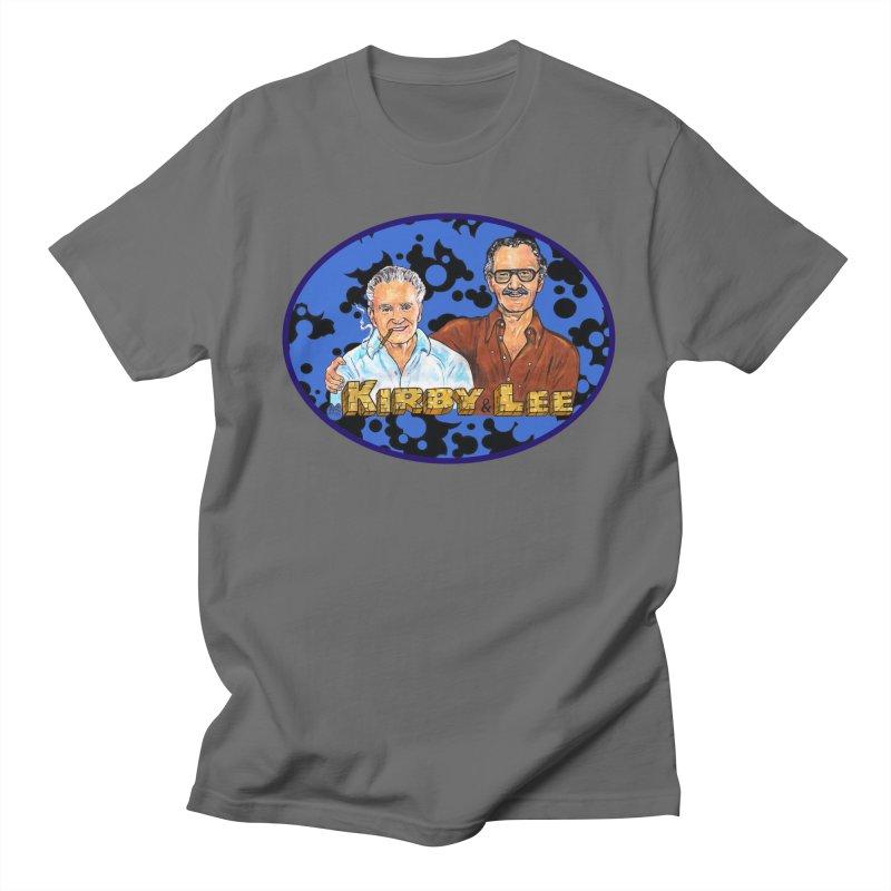 """KIRBY & LEE"" Men's T-Shirt by VinDavisDesigns"