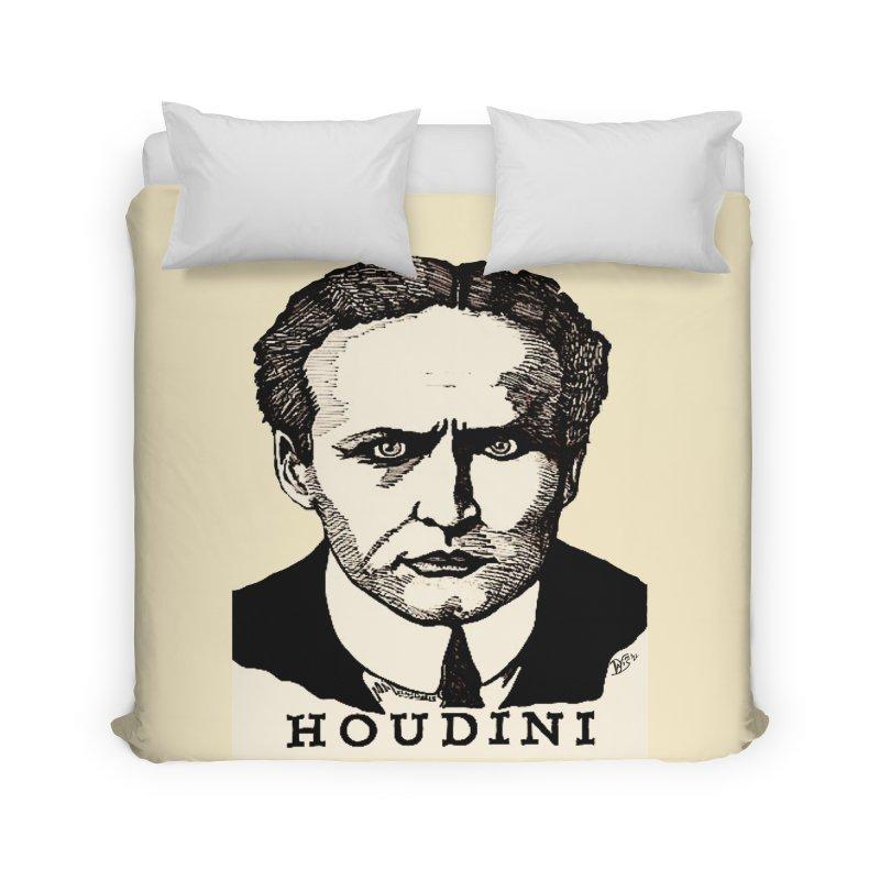 """""""HOUDINI"""" Home Duvet by VinDavisDesigns"""