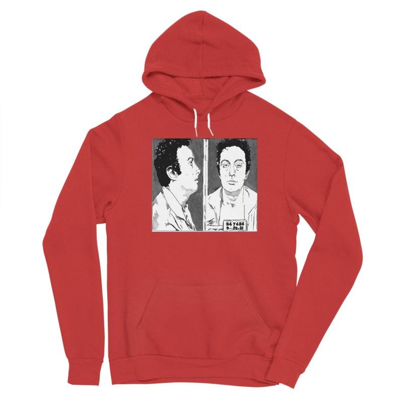 """LENNY BRUCE- """"Mugshot"""" Women's Pullover Hoody by VinDavisDesigns"""