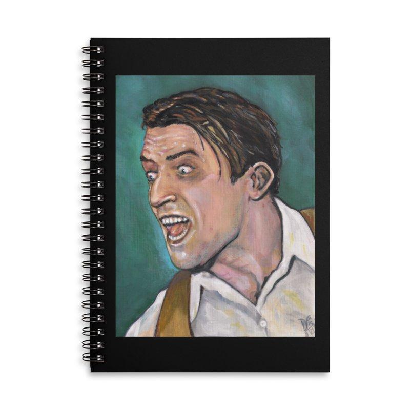 "Dwight Frye as ""Renfield"" Accessories Notebook by VinDavisDesigns"