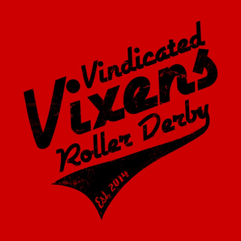 Vintage [Black] by Vindicated Vixens Roller Derby