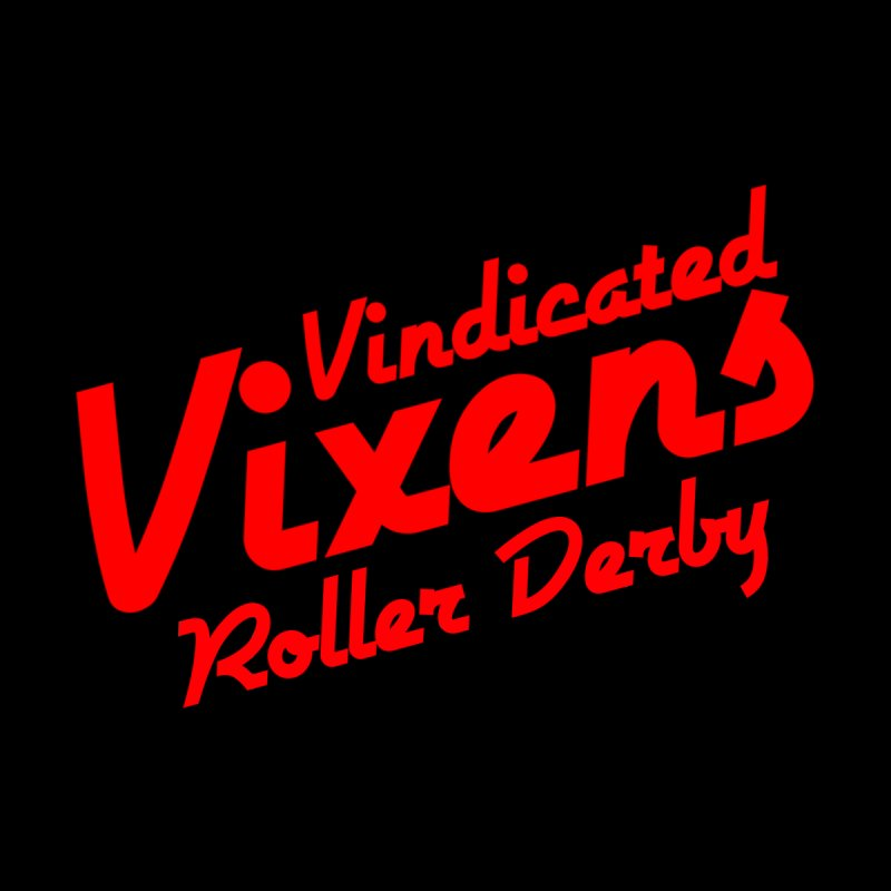 Classic [Red] by Vindicated Vixens Roller Derby