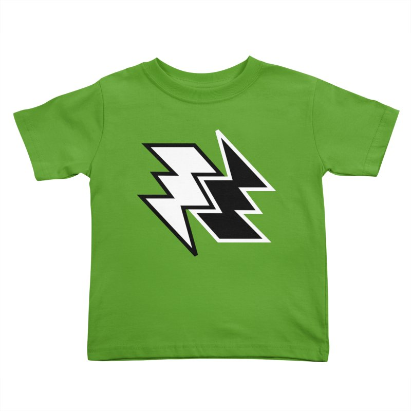 GoodLuck/BadLuck Kids Toddler T-Shirt by Vinnie Ray's Apparel Shop
