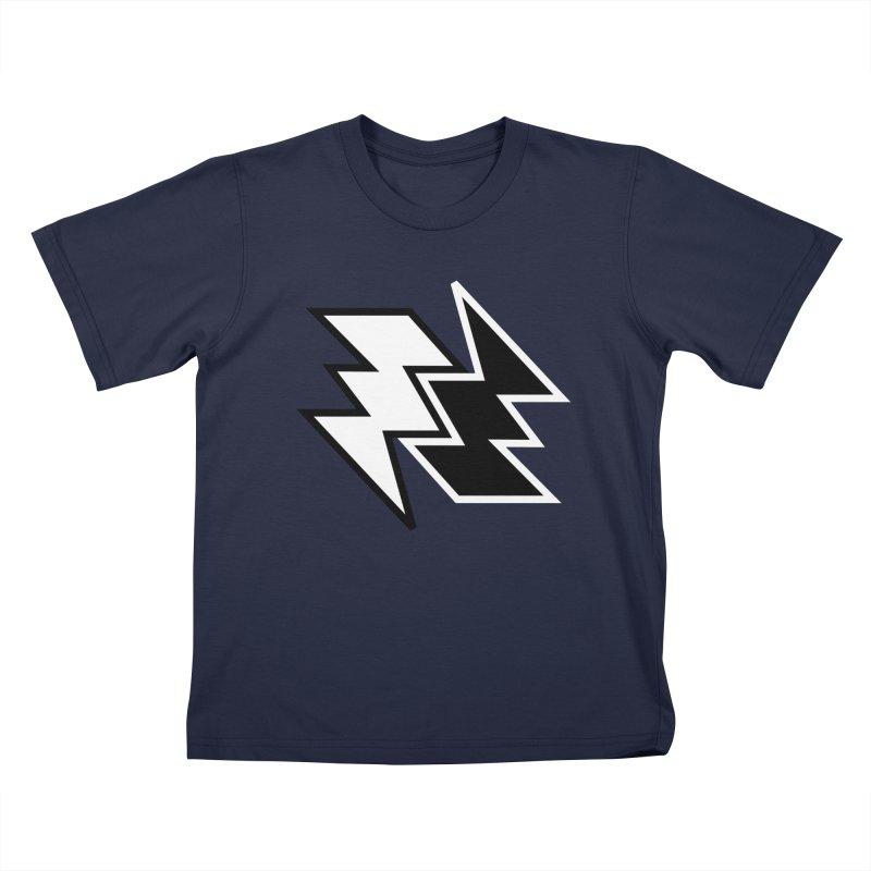 GoodLuck/BadLuck Kids T-Shirt by Vinnie Ray's Apparel Shop