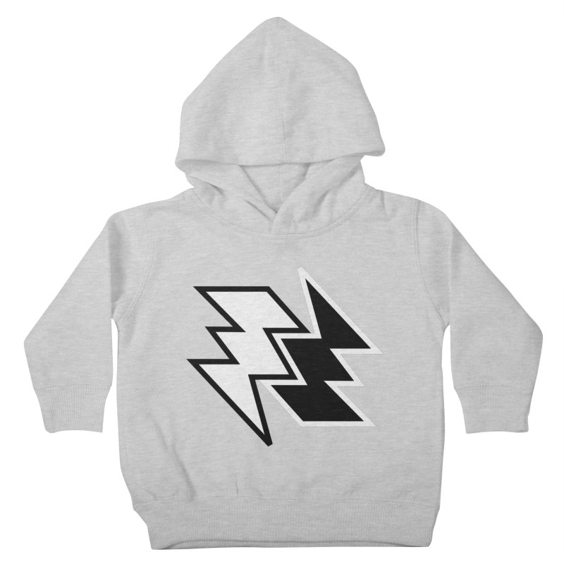 GoodLuck/BadLuck Kids Toddler Pullover Hoody by Vinnie Ray's Apparel Shop
