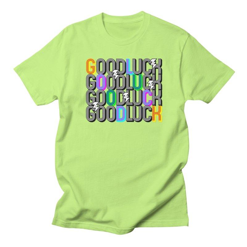GLGLGLGL Men's T-Shirt by Vinnie Ray's Apparel Shop