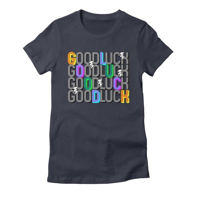GLGLGLGL Women's T-Shirt by Vinnie Ray's Apparel Shop