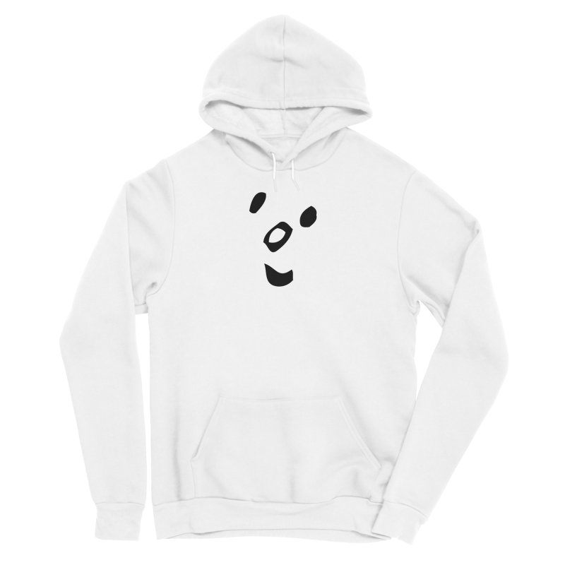 Smile Men's Pullover Hoody by Vinnie Ray's Apparel Shop