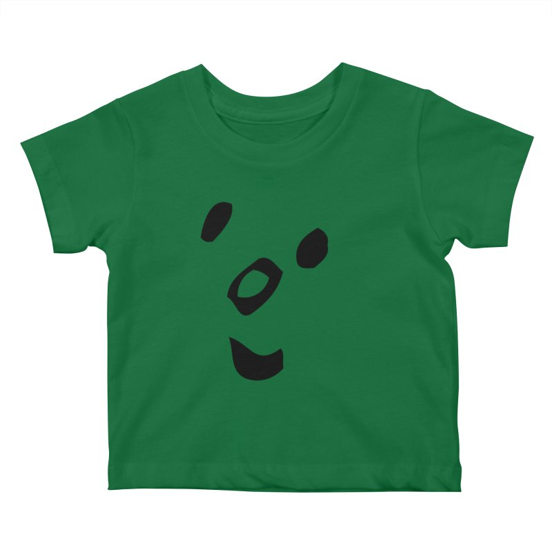 Smile Kids Baby T-Shirt by Vinnie Ray's Apparel Shop
