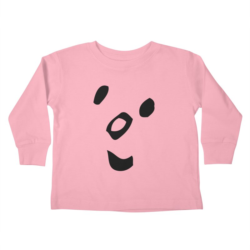 Smile Kids Toddler Longsleeve T-Shirt by Vinnie Ray's Apparel Shop