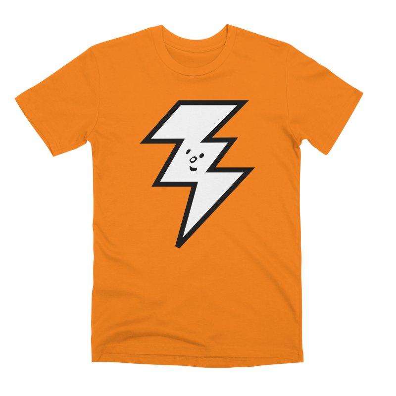 Good Luck Bolt Men's T-Shirt by Vinnie Ray's Apparel Shop