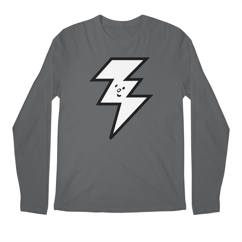 Good Luck Bolt Men's Longsleeve T-Shirt by Vinnie Ray's Apparel Shop