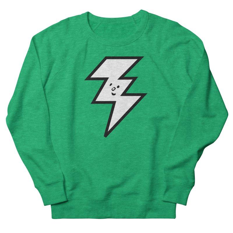 Good Luck Bolt Women's Sweatshirt by Vinnie Ray's Apparel Shop