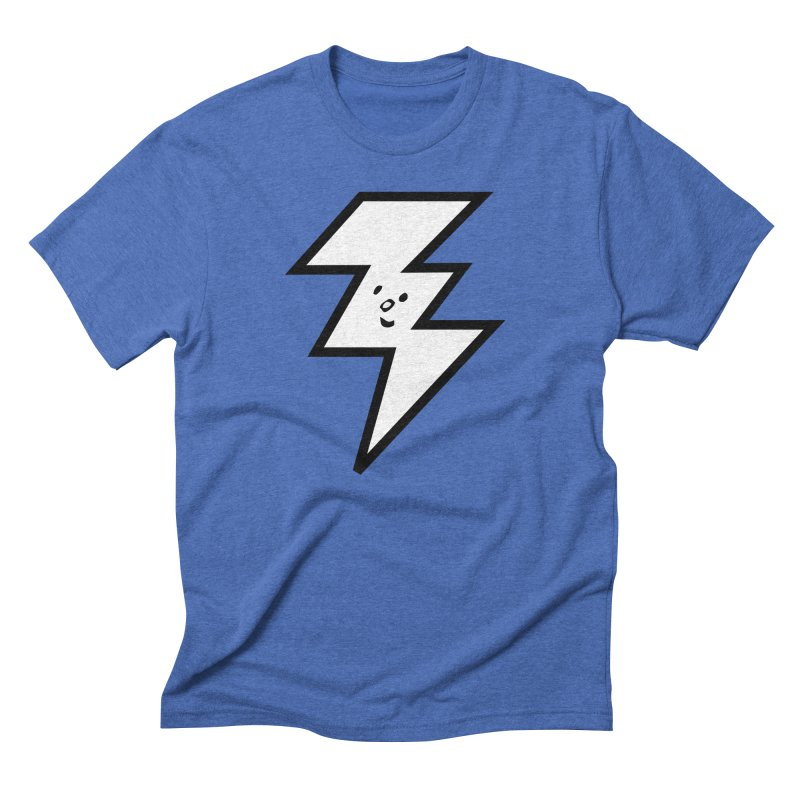 Good Luck Bolt Men's T-Shirt by Vinnie Ray's Apparel Shop