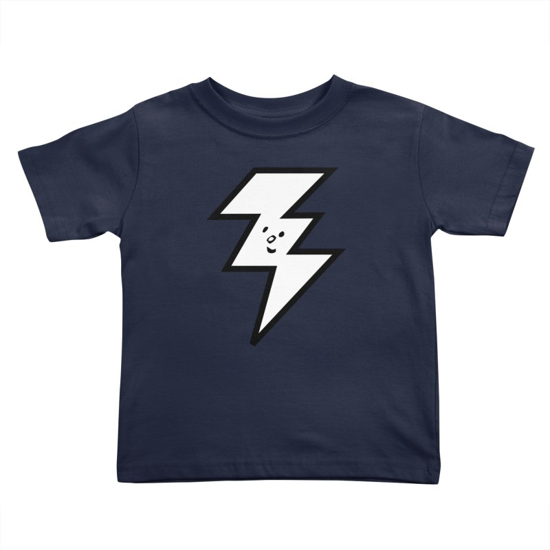 Good Luck Bolt Kids Toddler T-Shirt by Vinnie Ray's Apparel Shop