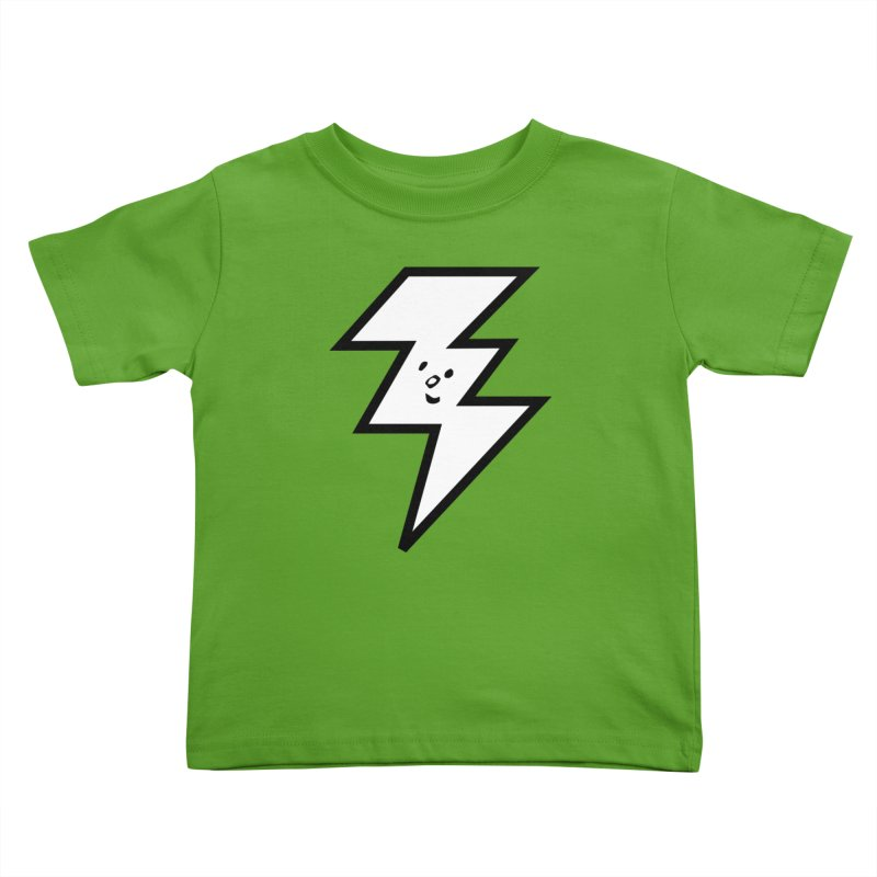 Good Luck Bolt Kids Toddler T-Shirt by Vinnie Ray's Apparel Shop