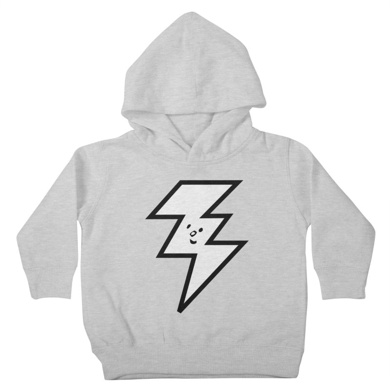 Good Luck Bolt Kids Toddler Pullover Hoody by Vinnie Ray's Apparel Shop