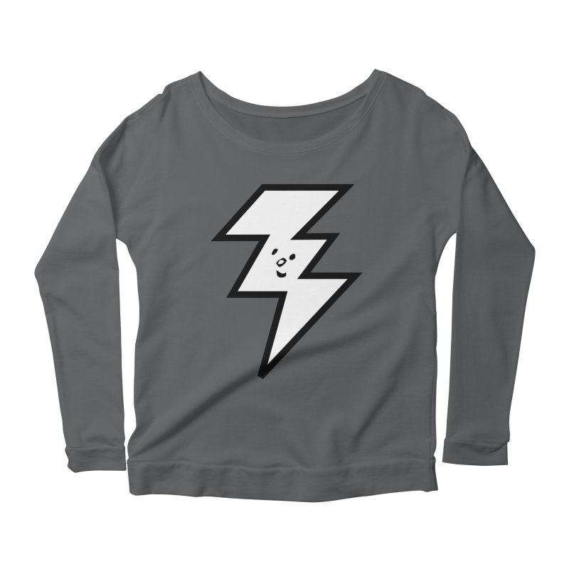 Good Luck Bolt Women's Longsleeve T-Shirt by Vinnie Ray's Apparel Shop
