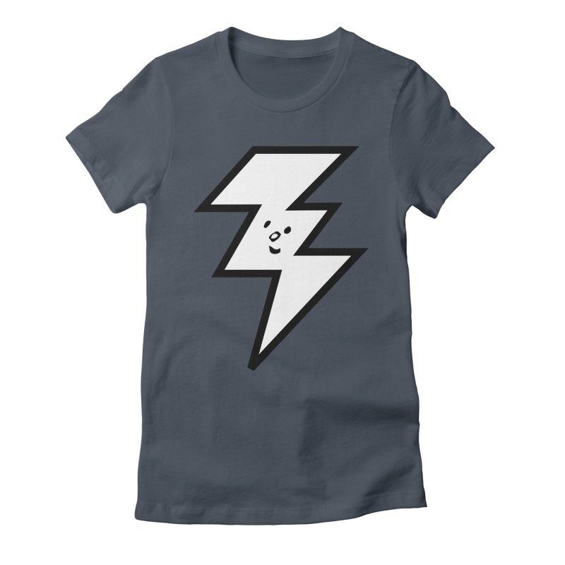 Good Luck Bolt Women's T-Shirt by Vinnie Ray's Apparel Shop