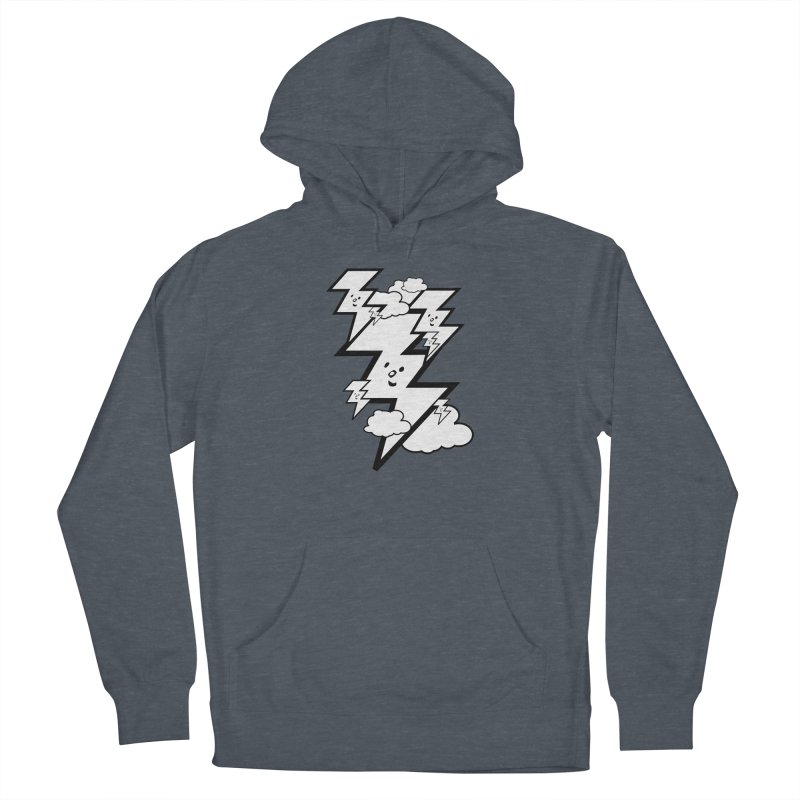 Good Luck Bolt Strike Women's Pullover Hoody by Vinnie Ray's Apparel Shop