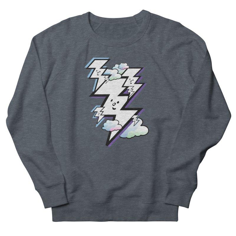 Good Luck Bolt Strike Women's Sweatshirt by Vinnie Ray's Apparel Shop