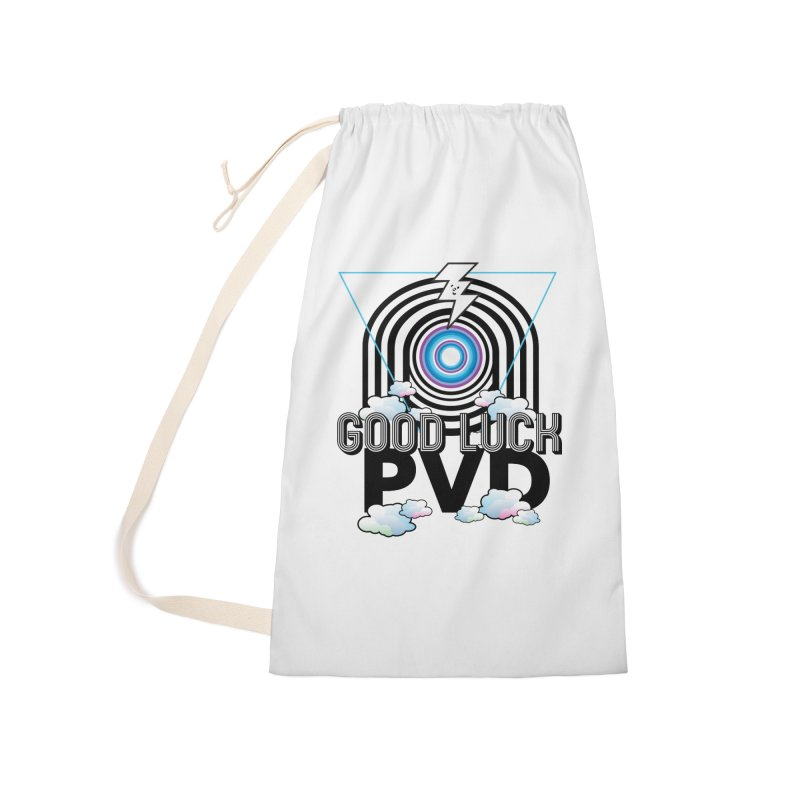 Good Luck PVD Accessories Bag by Vinnie Ray's Apparel Shop