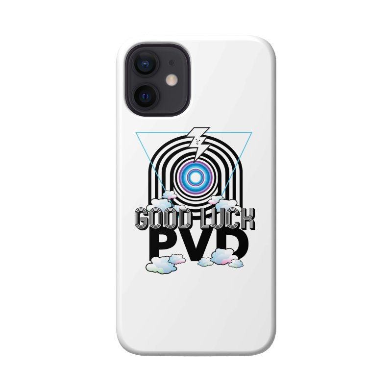 Good Luck PVD Accessories Phone Case by Vinnie Ray's Apparel Shop