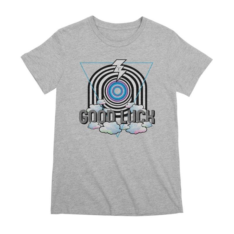 Good Luck Gateway Women's T-Shirt by Vinnie Ray's Apparel Shop