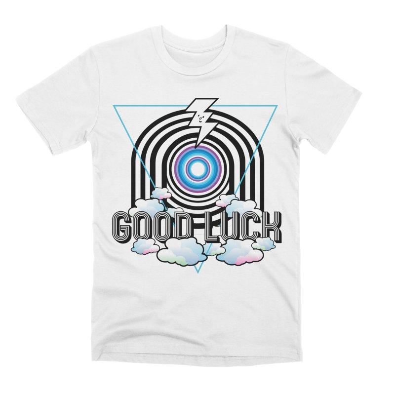 Good Luck Gateway Men's T-Shirt by Vinnie Ray's Apparel Shop