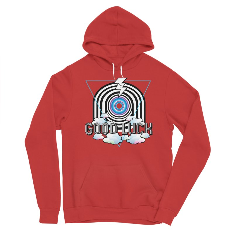 Good Luck Gateway Women's Pullover Hoody by Vinnie Ray's Apparel Shop